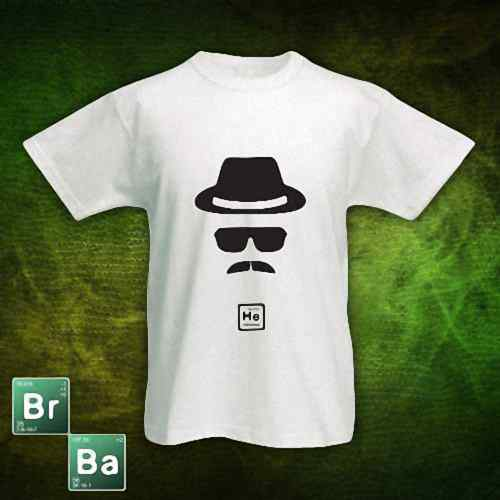 Remeras dise os de series breaking bad ropa for Disenos de remeras