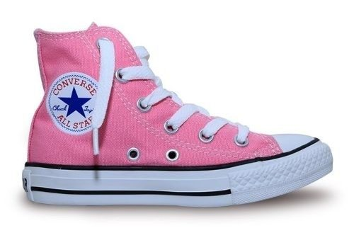 converse niñas all star rosa