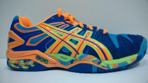 zapatillas asics handball mujer