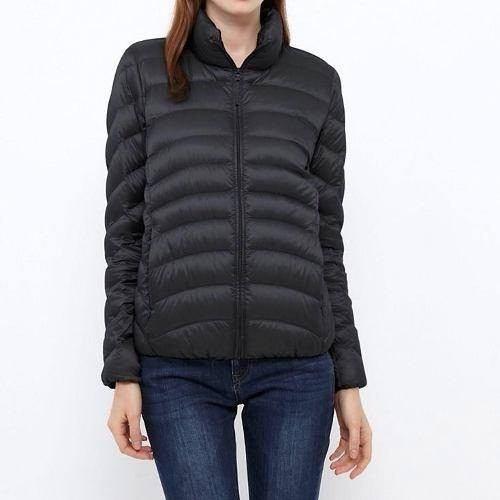 camperas uniqlo ultra light down pluma mujer nuevas jacket mayorista de ropa. Black Bedroom Furniture Sets. Home Design Ideas