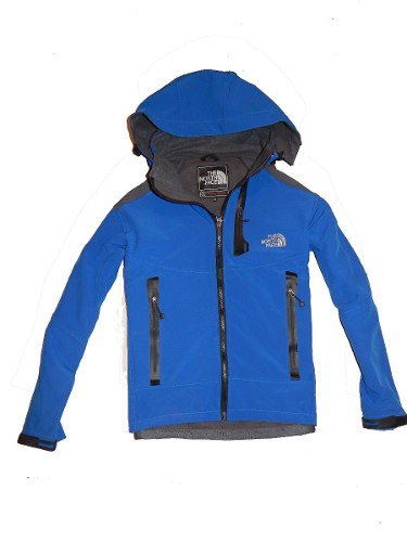 campera impermeable north face mujer