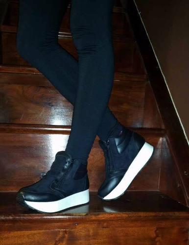 zapatillas new balance mujer botitas