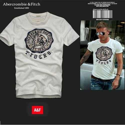 Remeras abercrombie fitch moda estilo indumentaria for Abercrombie logo t shirt