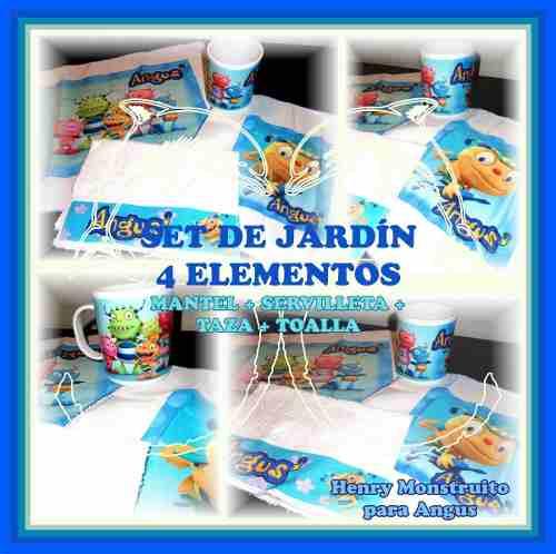 Set jardin de infantes personalizado mayorista de ropa for Azul naranja jardin de infantes