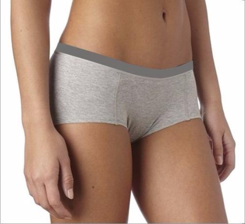Mini short boxer femenino algodon oferta promo san for Ropa interior de algodon