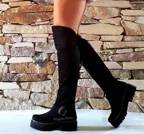 http://articulo.mercadolibre.com.ar/MLA-604613934-botas-bucaneras-taco-aguja-cana-alta-cuero-gamuzado-_JM