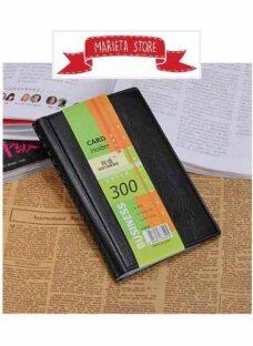 http://articulo.mercadolibre.com.ar/MLA-611660570-tarjetero-300-tarjetas-organizador-tarjetas-personales-_JM