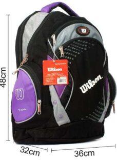 http://articulo.mercadolibre.com.ar/MLA-625440095-wilson-mochila-original-violeta-negra-ergonomica140-zetateam-_JM