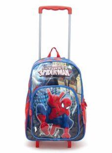 http://articulo.mercadolibre.com.ar/MLA-613787399-mochila-con-carro-spiderman-licencia-original-16-_JM