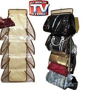 Organizador de carteras bolsos de tv creador shoes under - Organizador de carteras ...