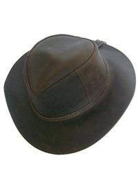 e5193a6a39278 Sombrero Tipo Australiano Cuero Engrasado » Mayorista de ropa