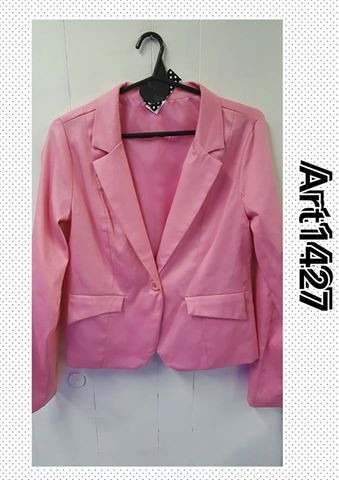 Blazer Saco De Vestir Mujer Hermosos Talle 1 2 3 4