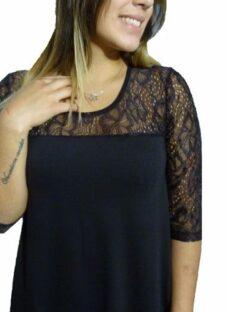 http://articulo.mercadolibre.com.ar/MLA-623979826-vestido-con-manga-34-encaje-talles-grandes-_JM