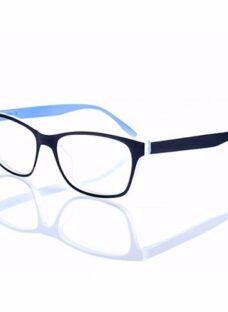 Anteojos Armazon Vision Trends Modelo 6002 Black/blue