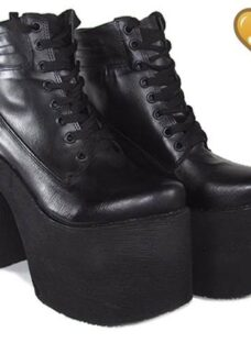 Borcego Acordonado Invierno 2017 Modelo Karen 3 Shoes Bayres