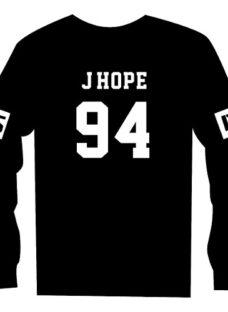 Bts Bangtan Boys Buzo Nº17 J-hope Hoseok J-horse Hobi Kpop