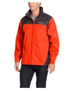 Campera Columbia Impermeable Glennaker - Hombre - Packable