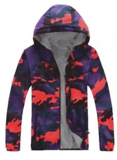 Campera Softshell Impermeable Termica Talle S Al Xl Jeans710