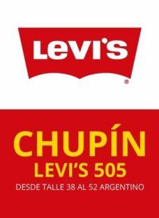 Jean Levis (levi`s) Chupines-envio A Todo El Pais En El Dia!
