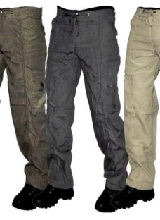 Pantalon Cargo Importado Reforzado Unisex Jeans710