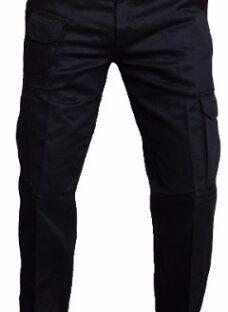 Pantalon Explora Cargo Reforzado Hombre Bolsillo Policia