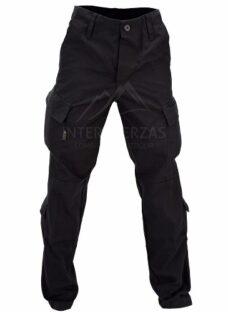 Pantalon Tactico Policial Tac.u Hombre Black Ops Antidesgarr