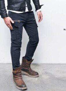 Pantalones Cargos Elastizados Importados Jeans710
