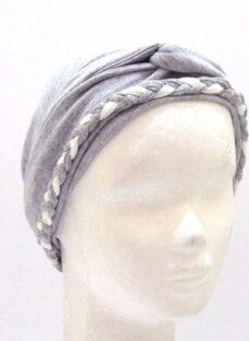 Turbantes Oncològicos Algodòn Con Vincha Combinable