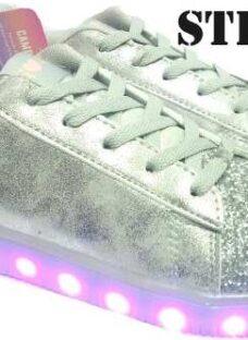 Zapatillas 47st By Footy Led Carga Usb Nueva Mundo Moda Kids