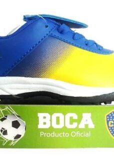 Zapatillas Boca Juniors 2017 Mundo Moda Kids
