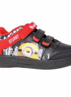 Zapatillas Minions Con Luces Originales Addnice Mundo Manias