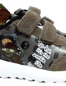Zapatillas Plantas Vs Zombies Con Luces Footy 2017