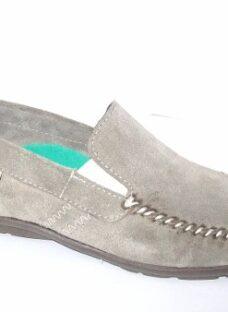 Zapatos Mocasines Naútico Cuero Gamuza Hombre