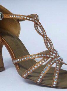 Zapatos Para Bailar Strass Salsa Bachata Tango Darcos