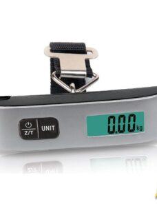 Balanza Digital Portatil Viaje Equipajes Valijas 50kg Tara