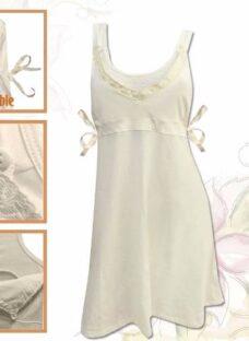 Camison Maternal Lactancia 100% Algodón Amamantar Embarazo