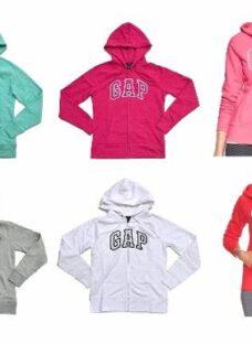 Campera/buzo Gap Mujer 100% Originales Traídos De Usa