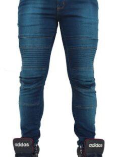 Jean Chupin Hombre Con Costuras 2017 Elastizado Pantalon