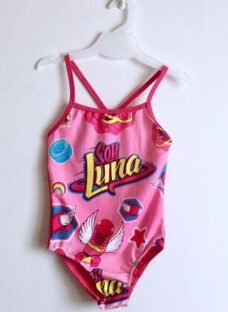 Malla Lycra Sublimada Soy Luna Calidad Premium