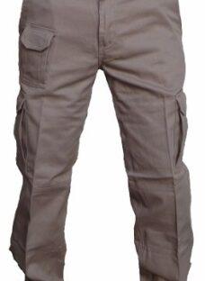 Pantalon Cargo Gabardina Refuerzo Aire Libre Pagos Quilmes