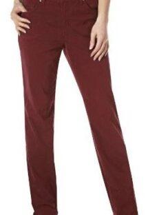 Pantalon Jean Color Gabardina Elastizado Talles 40 Al 54