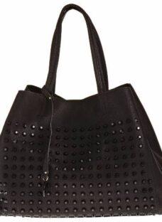 Prune 2011 Cartera Nina Shopper Mujer Tachas Esmaltadas 2017