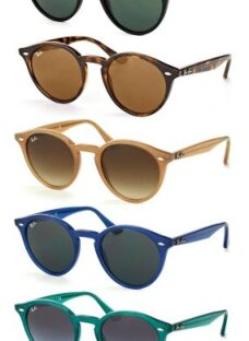 Ray Ban Round Rb2180 Originales Made In Italy