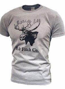 Remeras Estampadas Hombre Abercrombie & Fitch-hot Sale 2017