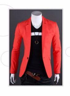 Saco Blazer Hombre Entallado Slim Fit Minimalstore