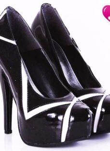 Stillettos Fiesta De Charol Modelo Sherezade De Shoes Bayres
