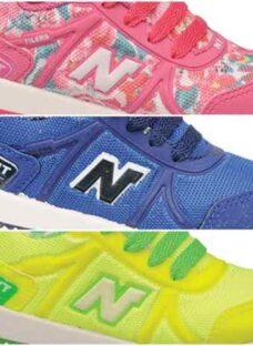 Zapatillas New Tilers Deportivas 27/33 Oferta 3 Colores 501