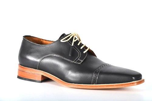 Zapatos De Vestir De Cuero Para Hombre - Nuevo Modelo Módena