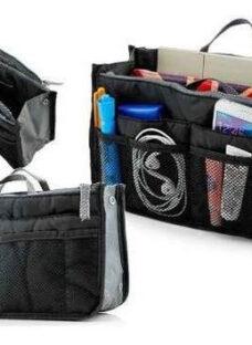 Organizador De Cartera Bolso Neceser Bag Organizer Colores