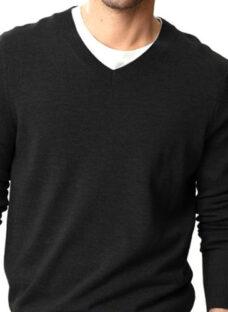 Sweater Hombre Pullover Escote O Y V Varios Colores! Local